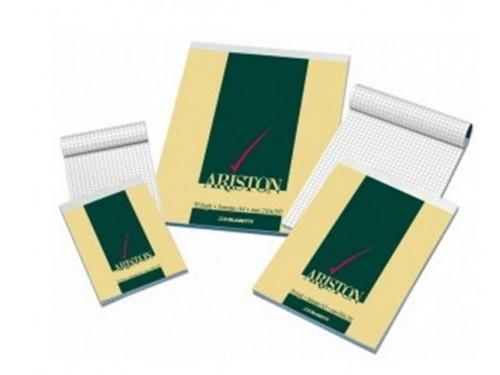 Blocco notes Ariston 15x21 5 mm. Blasetti